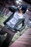 Mukuro - The Sound Of Drums by stormyprince