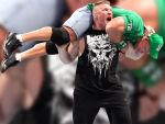 Brock Lesnar and John Cena by w-c-f-r