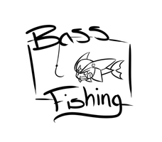 Bass Fishing by SWN-001