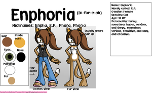 Enphoria Reference by brindlecatt