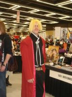 Edward Elric, He's Tall! by AnimeOCD1323