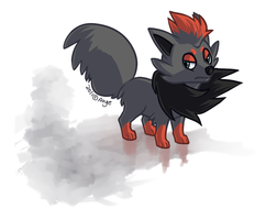 ZORUA by angelasamshi