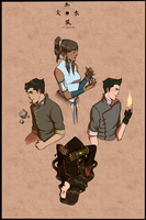 House of Korra by Marina-Shads