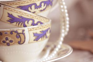 Teacups by Pamba
