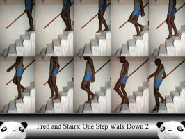 Fred and Stairs OSWD 2 by Ahrum-Stock