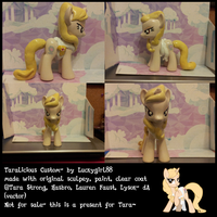 Taralicious Custom by luckygirl88