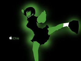 iPod - Chie by i2lovedeviantart