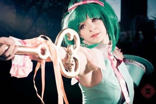 Open Ranka! by OppositeCosplay