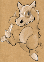 Craft Cubone by raizy
