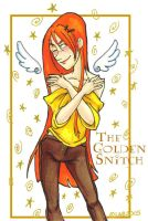 The Golden Snitch - HBP by lberghol