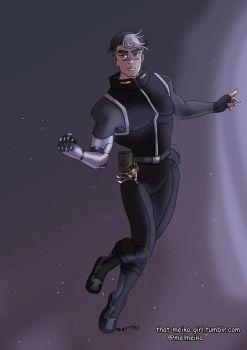 To the Shiro and Beyond by Mel-Meiko-Mei-Ling