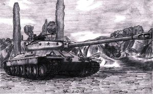 IS-6 by TimSlorsky
