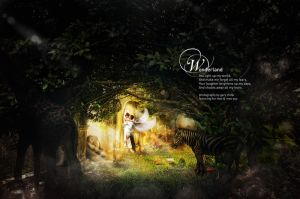Wonderland - pre wedding photo (DI Version) by garychew