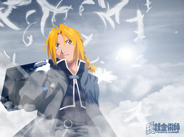 Full Metal Alchemist by Huy-N
