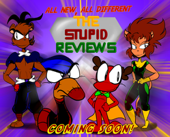 All New All Different Stupid Team by ralphbear