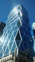 Hearst Tower 1 by Aristodes
