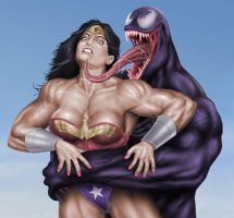 Heads-up - WW vs Venom by yatz