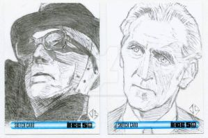 Sketch Cards: The Avengers 50th Anniversary - 2 by JasonShoemaker