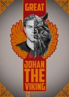 GREAT JOHAN THE 'VIKING' by ozturkdesign