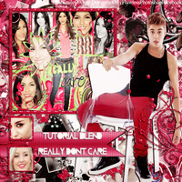 Recursos del Tutorial 002: Blend Really Dont Care by TheSmileOfGrey