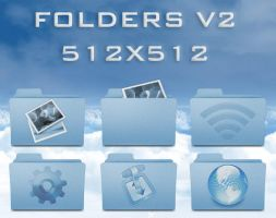Folders v2 by harrunio