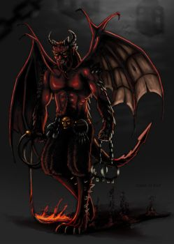 Jailer Of Hell by Shafiqur
