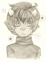 Karkat - Zodiac Contest by DemonicLollipop