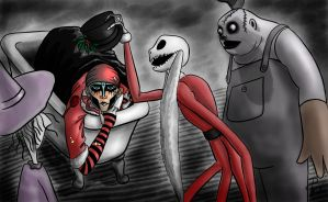 Kidnap the Sandy Claws? by BeetheGatekeeper