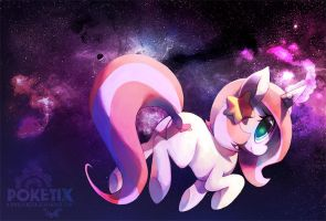 Space Pony by Poketix