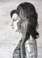 Amy Winehouse by AsiMakri