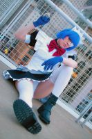 Ikki Tousen - Mou-Chan Cosplay by AngelCostumes