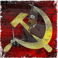 Communist Spy Spray (for Communism) by JayFordGraphics