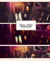 Clever, Potter. by MarySeverus