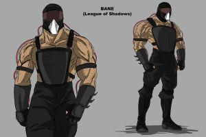Bane League of Shadows 4 by darknight7