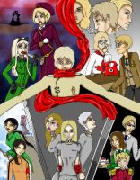 APH - Cold War Poster by TenorSaxLolita