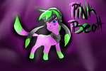 Pink Beat Commission by SilverTailTwo