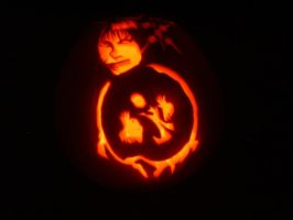 Labyrinth Jareth-O-Lantern by Afina79