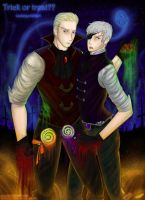 Trick or Treat 2013 [APH] by patty110692