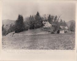 My Great Grandmother's House in the early 20th by The-H-Person