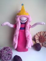 Princess Bubblegum! by AshFantastic