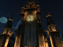 clock tower 1 by indigodeep