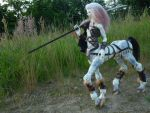 BJD Wandering the Mammothgrass Plains by GuiltyOne