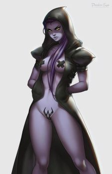 Widowmaker stole Reapers coat by dandonfuga