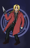 Fullmetal Alchemist by MayaAtMidnight