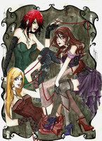 Witches by saalenn
