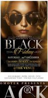 The Black Friday Flyer Template .PSD by Grandelelo