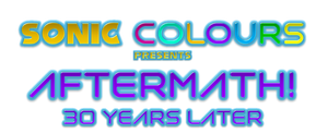 Sonic Colours - Aftermath Logo by Krockomodo
