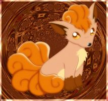Vulpix by LikeMaNiac