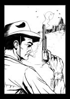 Tex Willer by Brunoultimate
