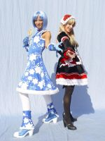 Kula and Lolita Cosparty 2007 by Mary-cosplay